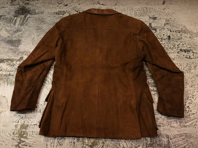 8月17日(土)マグネッツ大阪店、秋スーペリア入荷!! #4 Vest & Leather編! ChimayoVest & COACH CowhideLeatherBag!!_c0078587_16361439.jpg