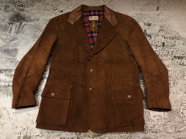 8月17日(土)マグネッツ大阪店、秋スーペリア入荷!! #4 Vest & Leather編! ChimayoVest & COACH CowhideLeatherBag!!_c0078587_1636431.jpg