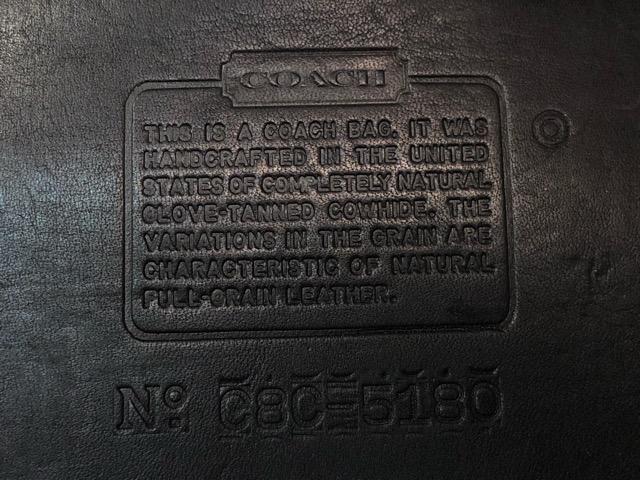 8月17日(土)マグネッツ大阪店、秋スーペリア入荷!! #4 Vest & Leather編! ChimayoVest & COACH CowhideLeatherBag!!_c0078587_16421274.jpg