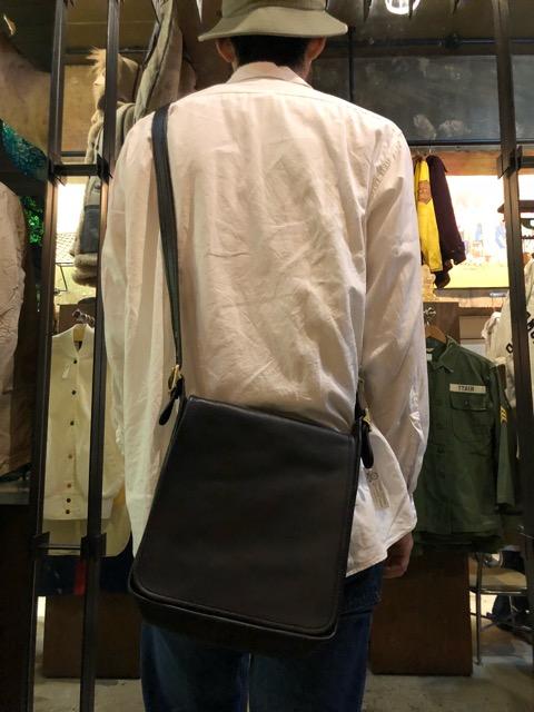 8月17日(土)マグネッツ大阪店、秋スーペリア入荷!! #4 Vest & Leather編! ChimayoVest & COACH CowhideLeatherBag!!_c0078587_16465712.jpg