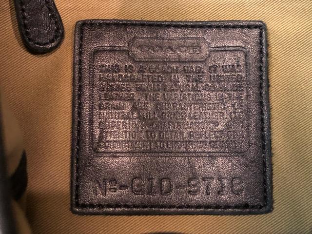 8月17日(土)マグネッツ大阪店、秋スーペリア入荷!! #4 Vest & Leather編! ChimayoVest & COACH CowhideLeatherBag!!_c0078587_16472949.jpg