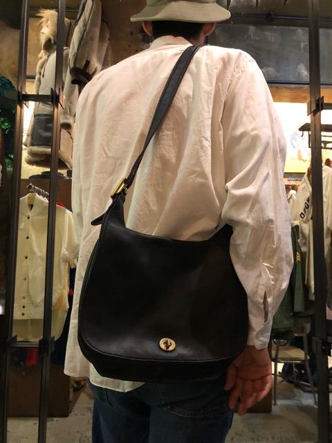 8月17日(土)マグネッツ大阪店、秋スーペリア入荷!! #4 Vest & Leather編! ChimayoVest & COACH CowhideLeatherBag!!_c0078587_16482792.jpg