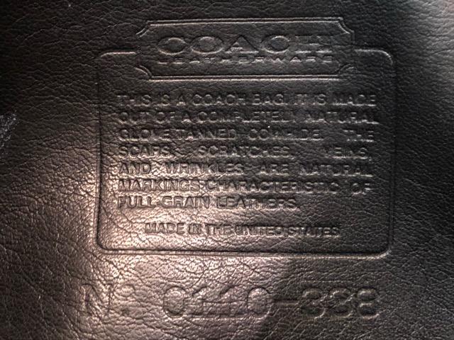 8月17日(土)マグネッツ大阪店、秋スーペリア入荷!! #4 Vest & Leather編! ChimayoVest & COACH CowhideLeatherBag!!_c0078587_16485170.jpg