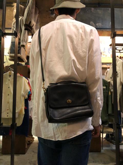 8月17日(土)マグネッツ大阪店、秋スーペリア入荷!! #4 Vest & Leather編! ChimayoVest & COACH CowhideLeatherBag!!_c0078587_16511713.jpg