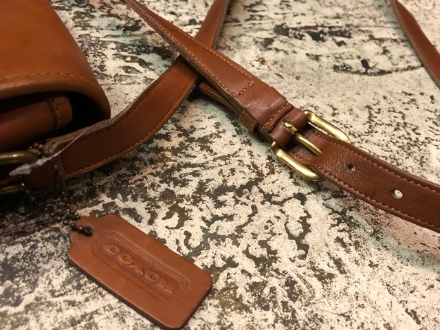 8月17日(土)マグネッツ大阪店、秋スーペリア入荷!! #4 Vest & Leather編! ChimayoVest & COACH CowhideLeatherBag!!_c0078587_16534662.jpg