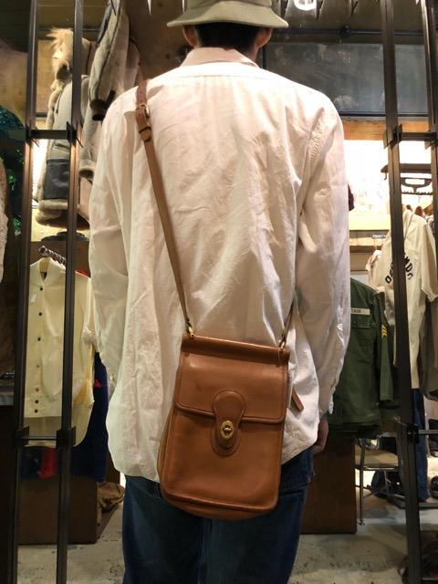 8月17日(土)マグネッツ大阪店、秋スーペリア入荷!! #4 Vest & Leather編! ChimayoVest & COACH CowhideLeatherBag!!_c0078587_16553415.jpg