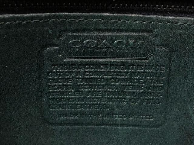 8月17日(土)マグネッツ大阪店、秋スーペリア入荷!! #4 Vest & Leather編! ChimayoVest & COACH CowhideLeatherBag!!_c0078587_16555957.jpg