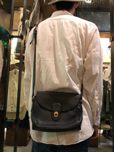 8月17日(土)マグネッツ大阪店、秋スーペリア入荷!! #4 Vest & Leather編! ChimayoVest & COACH CowhideLeatherBag!!_c0078587_170385.jpg