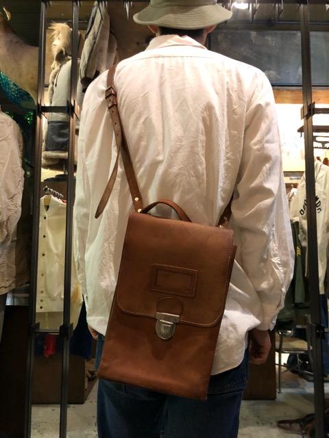 8月17日(土)マグネッツ大阪店、秋スーペリア入荷!! #4 Vest & Leather編! ChimayoVest & COACH CowhideLeatherBag!!_c0078587_17102673.jpg