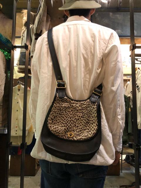 8月17日(土)マグネッツ大阪店、秋スーペリア入荷!! #4 Vest & Leather編! ChimayoVest & COACH CowhideLeatherBag!!_c0078587_1762232.jpg
