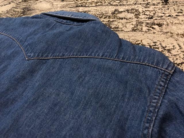 8月17日(土)マグネッツ大阪店、秋スーペリア入荷!! #5 Levi\'s & Shirt編! 519.505.517.646 & DenimShirt!!_c0078587_1811730.jpg
