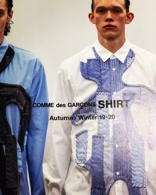 COMME des GARCONS SHIRT 2019 A/W COLLECTION 2nd Delivery Products._c0079892_1951216.jpg