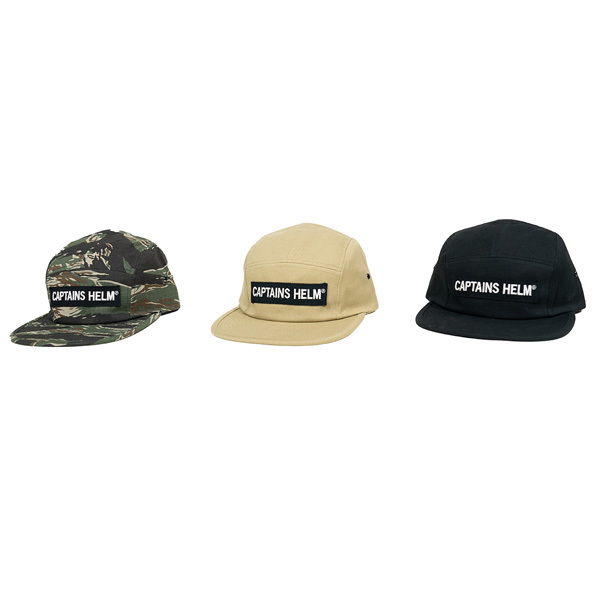 【DELIVERY】 CAPTAINS HELM- #TRADEMARK CAMP CAP_a0076701_18511354.jpg