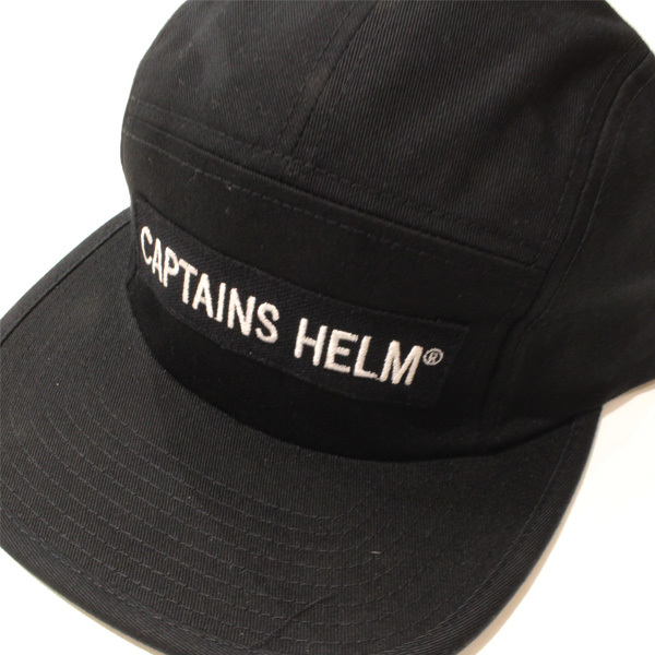 【DELIVERY】 CAPTAINS HELM- #TRADEMARK CAMP CAP_a0076701_18561459.jpg