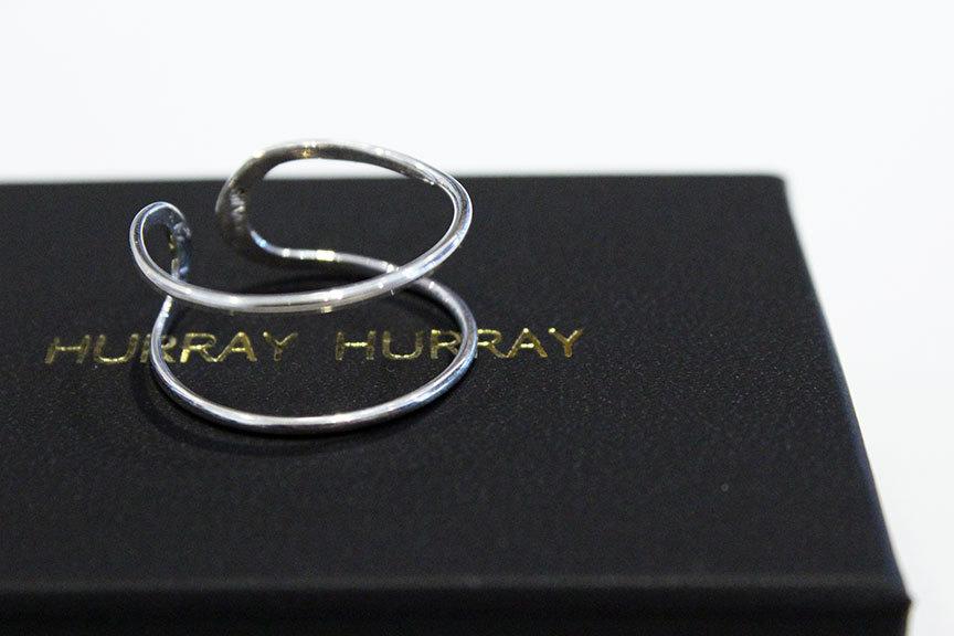 """HURRAY HURRAY (フレイ フレイ) \"""" TASUKI Ring \""""_b0122806_13204883.jpg"""