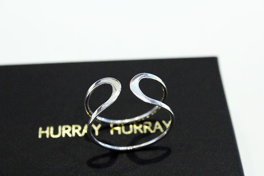 """HURRAY HURRAY (フレイ フレイ) \"""" TASUKI Ring \""""_b0122806_13213302.jpg"""