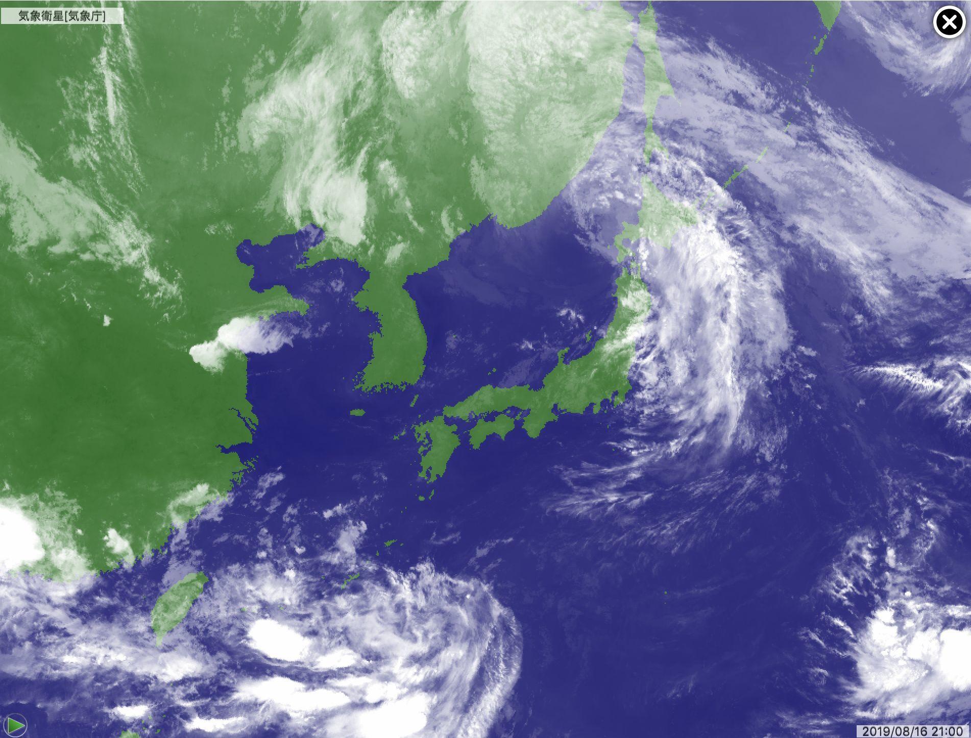 台風(?)がやってきた_c0025115_21514851.jpg
