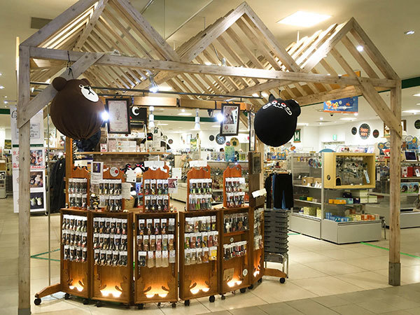 そして東急ハンズ熊本店さんでの出店も日曜日までとなりました。_a0129631_11441388.jpg