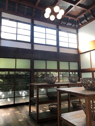 東京たてもの園にある銭湯。富士山の絵が懐かしい。_b0048834_09465067.jpg
