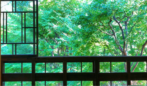 東京たてもの園 高橋是清邸_b0048834_09530169.jpg
