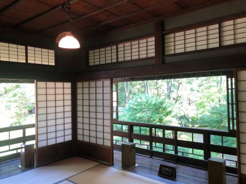 東京たてもの園 高橋是清邸_b0048834_09530240.jpg