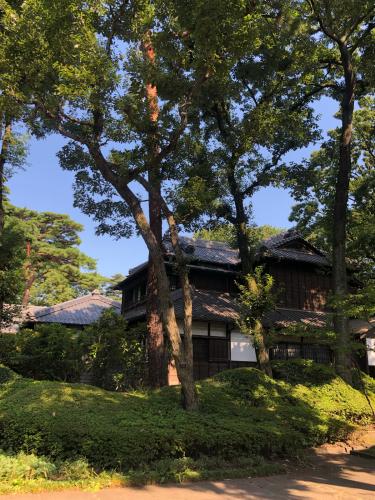 東京たてもの園 高橋是清邸_b0048834_09543068.jpg