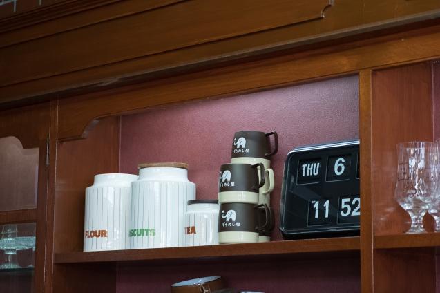 """オヤジと女子の間(女子寄り) """" 喫茶 ゾウ """"_e0369736_09344393.jpg"""