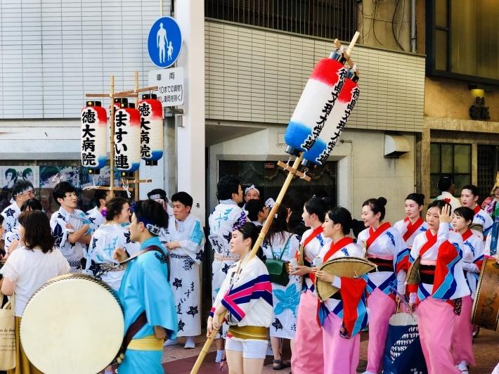 徳島のお盆公演、阿波踊り _a0103940_11444520.jpeg