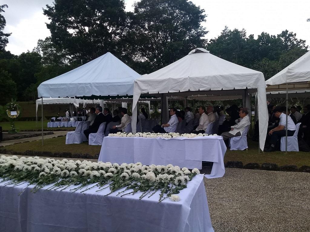 8月15日、カリラヤで日本人戦没者慰霊祭が開かれました_a0109542_22113947.jpg