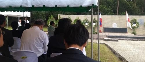 8月15日、カリラヤで日本人戦没者慰霊祭が開かれました_a0109542_22115364.jpg