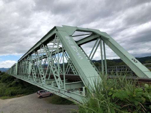"""寺、橋、そば、この中で一番見たかったのはと聞かれて""""橋""""と答える変人の帰省。_d0057843_16201475.jpg"""