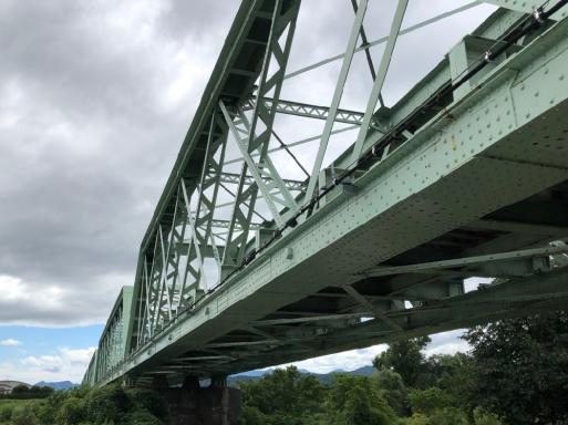 """寺、橋、そば、この中で一番見たかったのはと聞かれて""""橋""""と答える変人の帰省。_d0057843_16203495.jpg"""