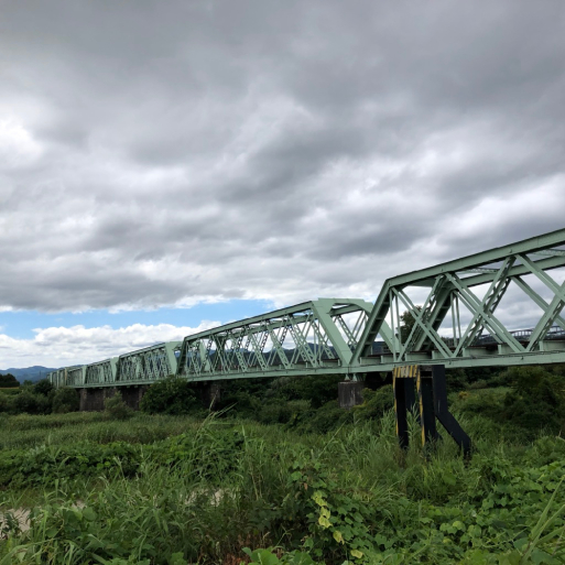 """寺、橋、そば、この中で一番見たかったのはと聞かれて""""橋""""と答える変人の帰省。_d0057843_16222961.jpg"""