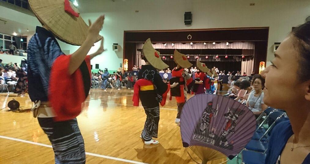 西馬音内盆踊り_f0081443_23290562.jpg