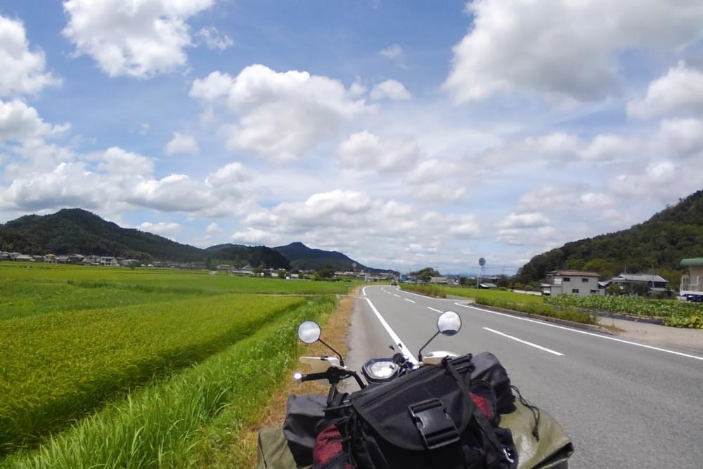 2019夏ツーリング ~西へ、先輩と~(二)_e0086244_14304191.jpg