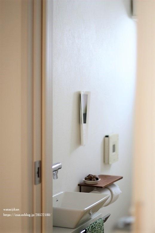 トイレにIKEAの鏡を取り付ける_e0214646_16324083.jpg