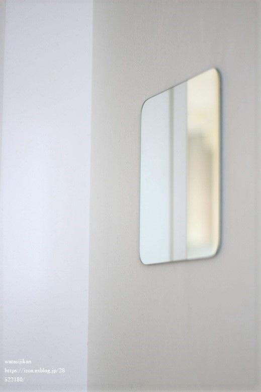 トイレにIKEAの鏡を取り付ける_e0214646_16325728.jpg