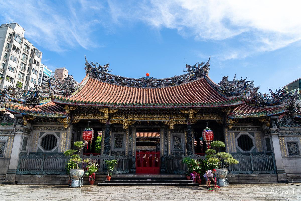 台湾 -8- 〜龍山寺〜_f0152550_15081831.jpg