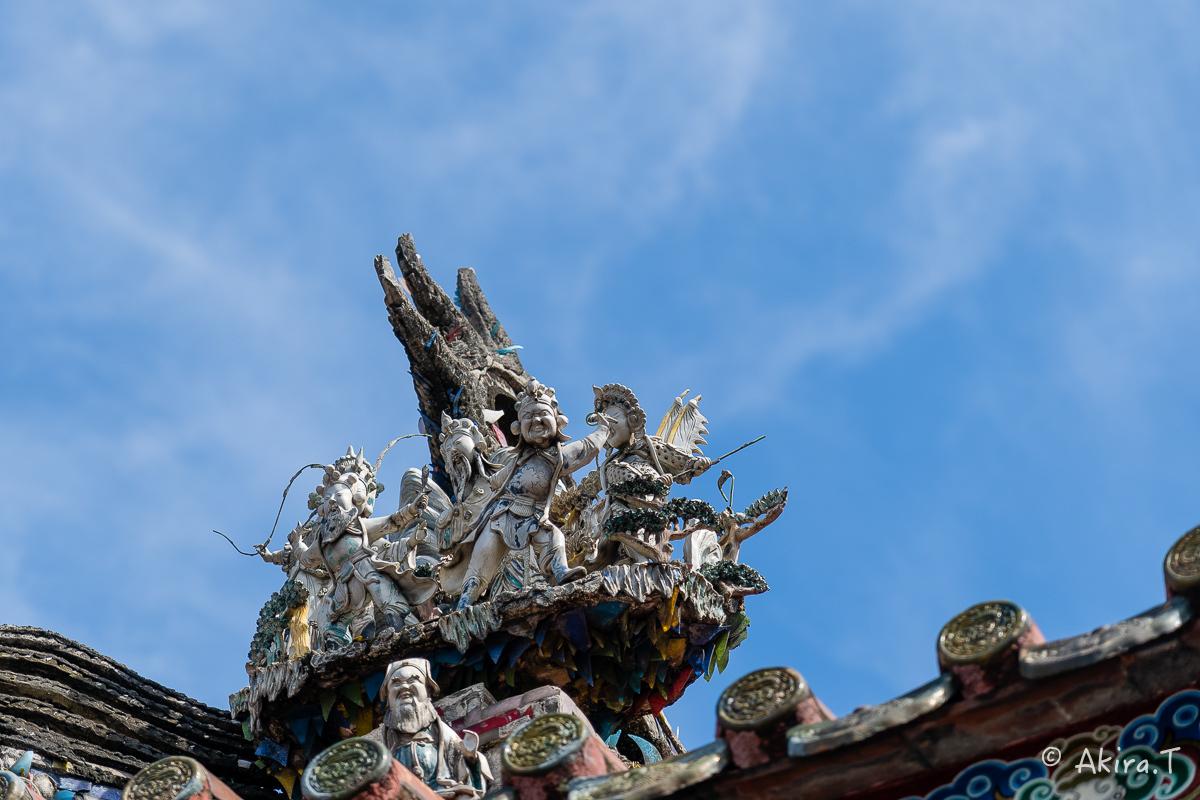 台湾 -8- 〜龍山寺〜_f0152550_15084000.jpg