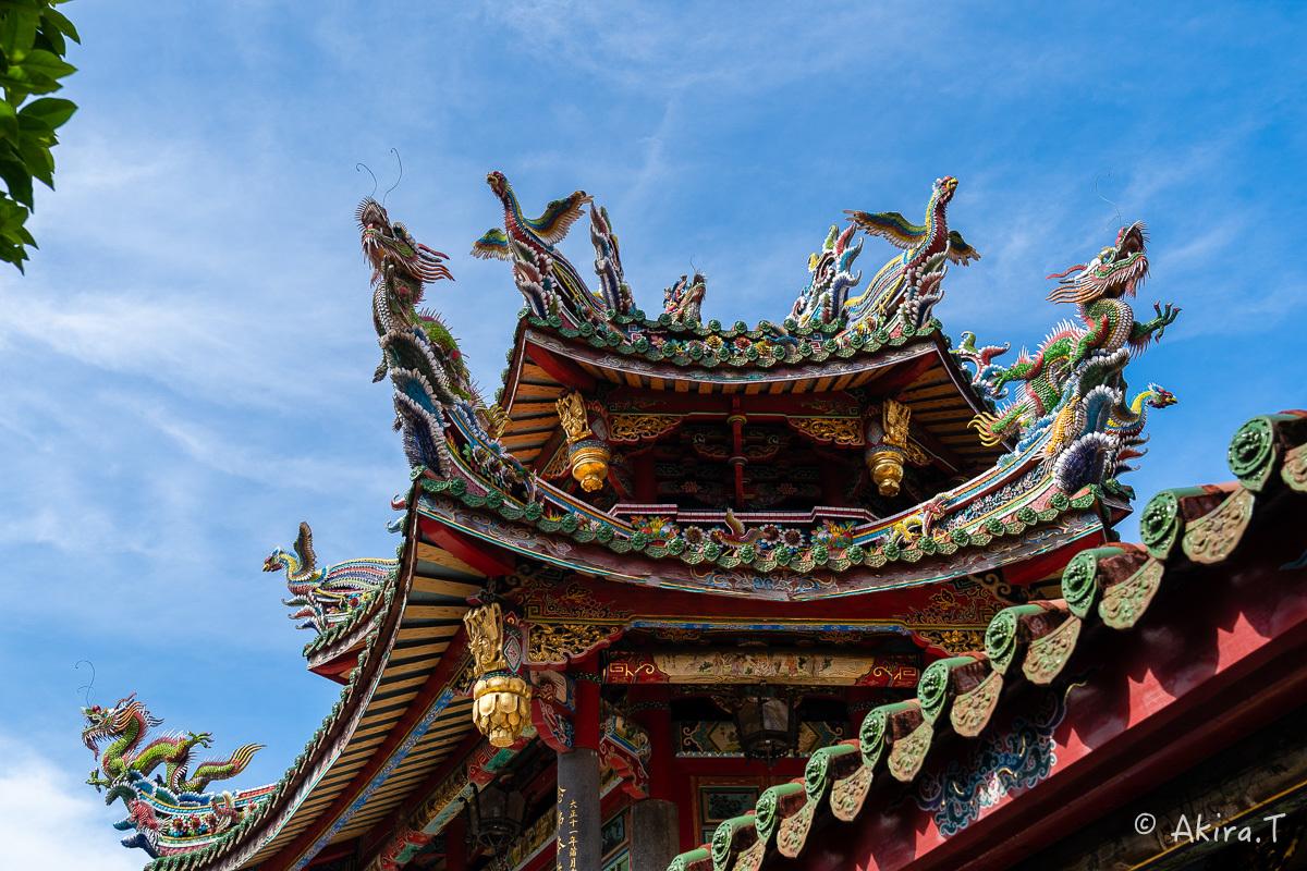 台湾 -8- 〜龍山寺〜_f0152550_15104453.jpg