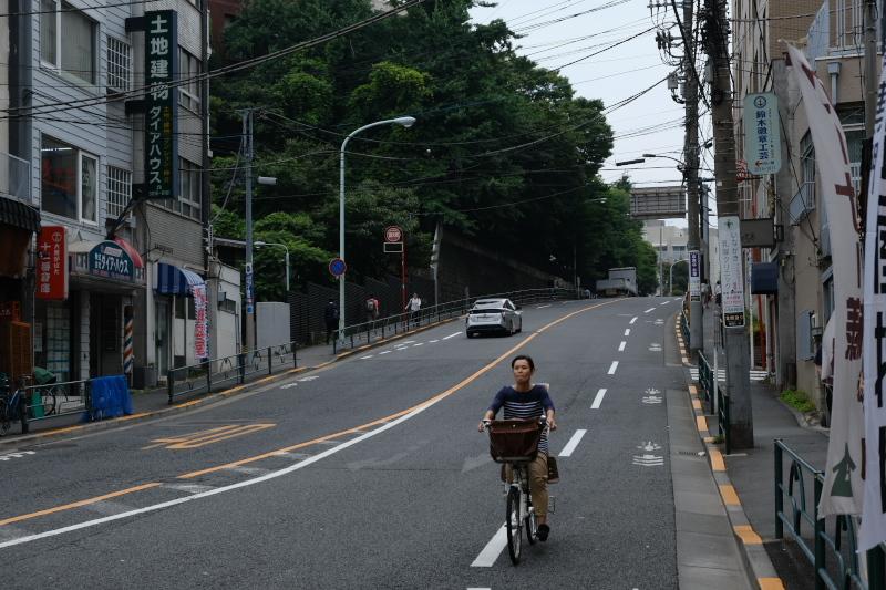 東京の坂道 #37-5 弥生坂_f0079061_18270638.jpg