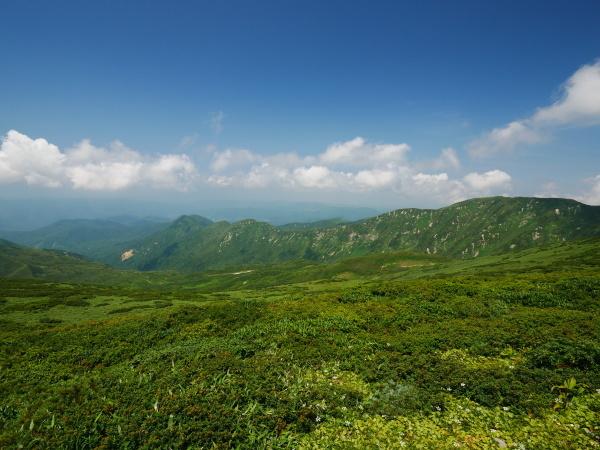 夏の月山 姥ヶ岳_a0351368_15313858.jpg