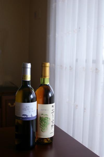 白ワインを頂きました_d0327373_08150963.jpg