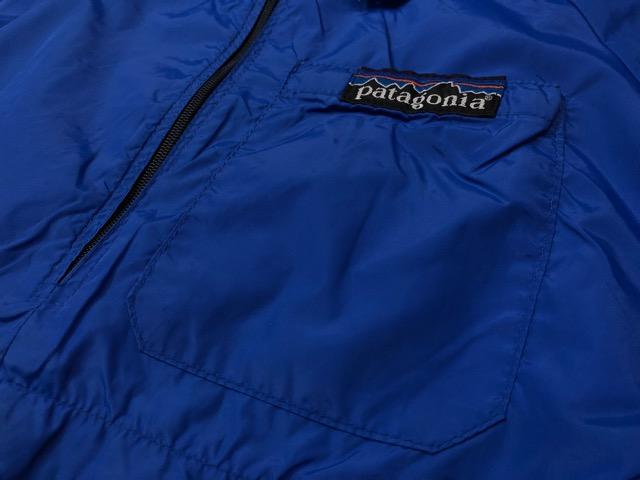 8月17日(土)マグネッツ大阪店、秋スーペリア入荷!! #8 U.S.Made Patagonia編! AnorakParka & 80\'s HenryTops !!_c0078587_19303260.jpg