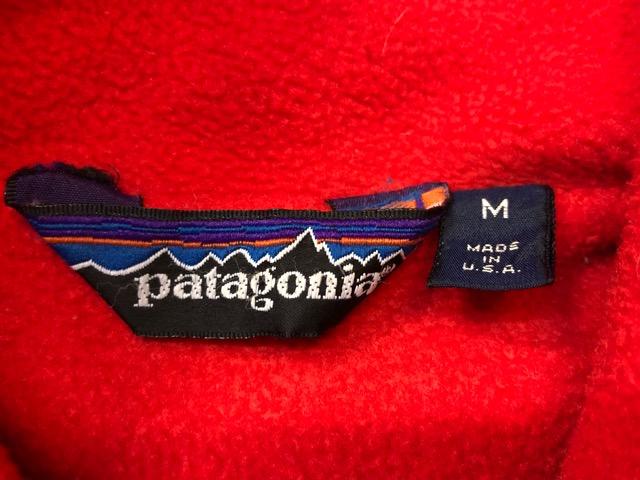 8月17日(土)マグネッツ大阪店、秋スーペリア入荷!! #8 U.S.Made Patagonia編! AnorakParka & 80\'s HenryTops !!_c0078587_19372059.jpg