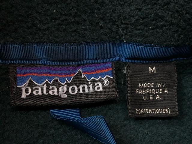 8月17日(土)マグネッツ大阪店、秋スーペリア入荷!! #8 U.S.Made Patagonia編! AnorakParka & 80\'s HenryTops !!_c0078587_19431797.jpg