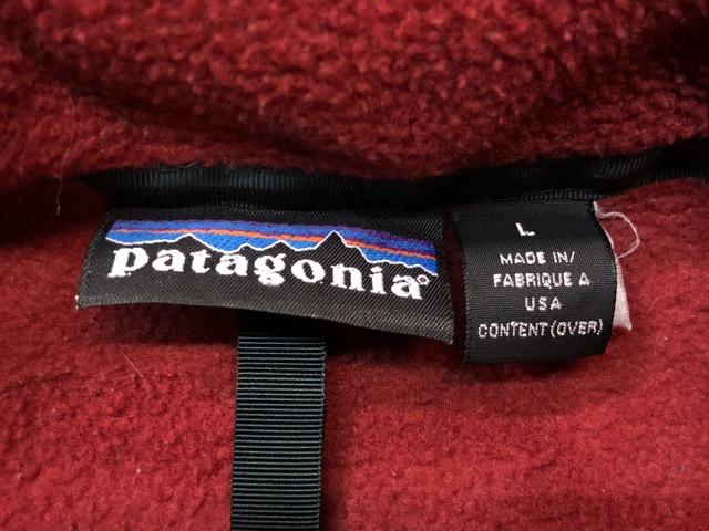 8月17日(土)マグネッツ大阪店、秋スーペリア入荷!! #8 U.S.Made Patagonia編! AnorakParka & 80\'s HenryTops !!_c0078587_19453784.jpg