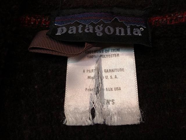 8月17日(土)マグネッツ大阪店、秋スーペリア入荷!! #8 U.S.Made Patagonia編! AnorakParka & 80\'s HenryTops !!_c0078587_1947389.jpg