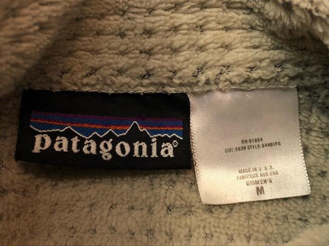 8月17日(土)マグネッツ大阪店、秋スーペリア入荷!! #8 U.S.Made Patagonia編! AnorakParka & 80\'s HenryTops !!_c0078587_19491270.jpg