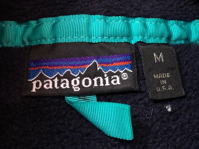 8月17日(土)マグネッツ大阪店、秋スーペリア入荷!! #8 U.S.Made Patagonia編! AnorakParka & 80\'s HenryTops !!_c0078587_1955589.jpg